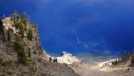 Crater Lakes National Park, Oregon.  © Christian Heeb