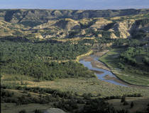 Theodore Roosevelt National Park, North Dakota © Christian Heeb